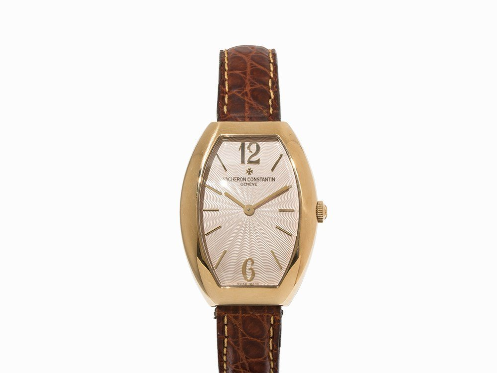 Vacheron Constantin, 18K Yellow Gold, Switzerland, c.