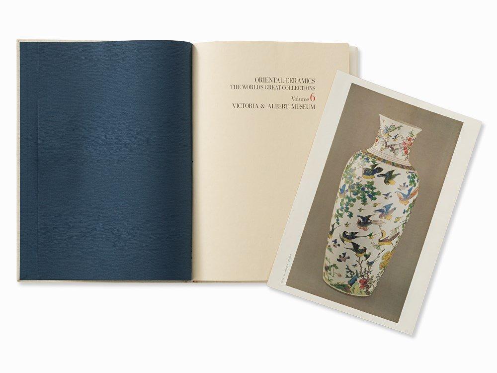 Oriental Ceramics,12-VolumeComplete Edition, Tokyo, - 4