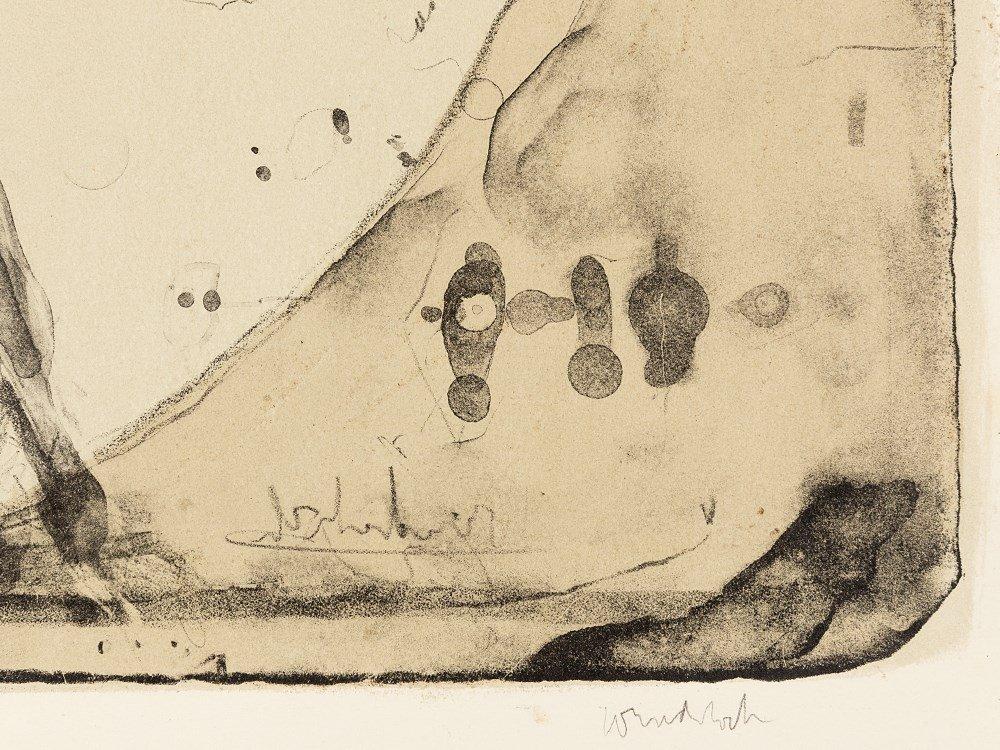 Paul Wunderlich, Adam und Eva, Lithograph, 1960 - 3