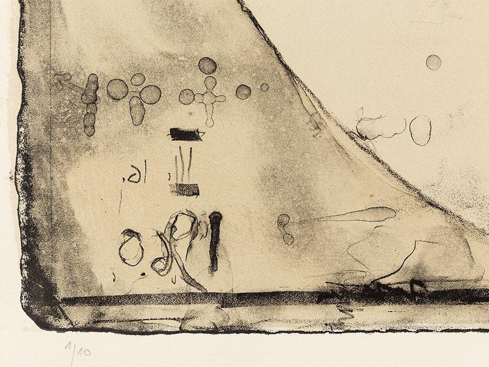 Paul Wunderlich, Adam und Eva, Lithograph, 1960 - 4