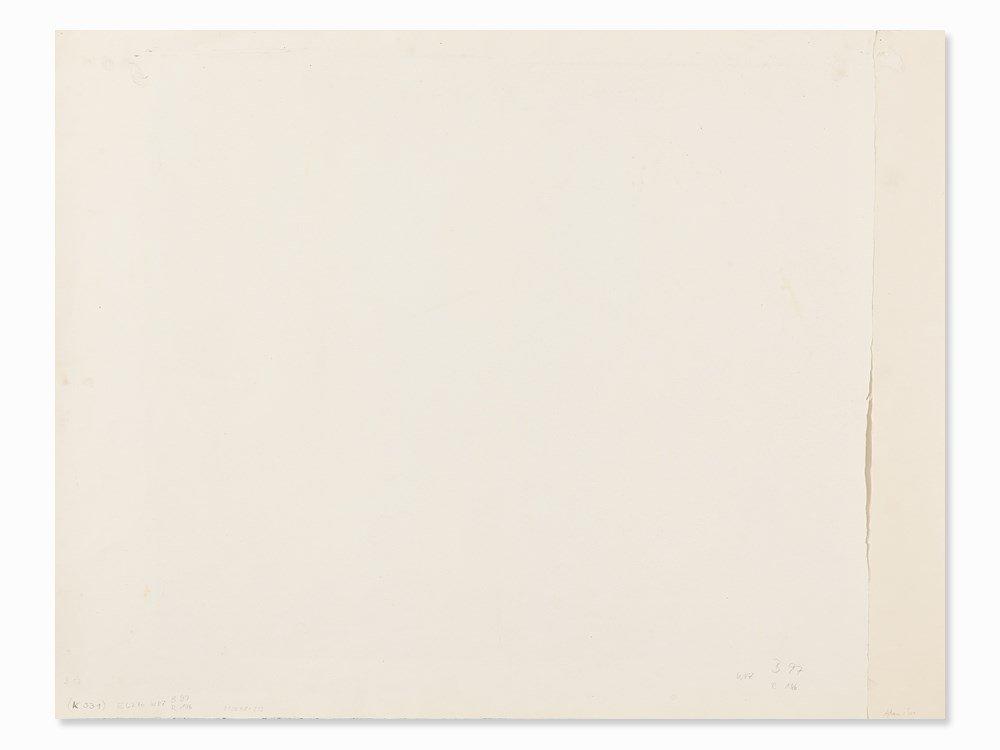 Paul Wunderlich, Adam und Eva, Lithograph, 1960 - 8