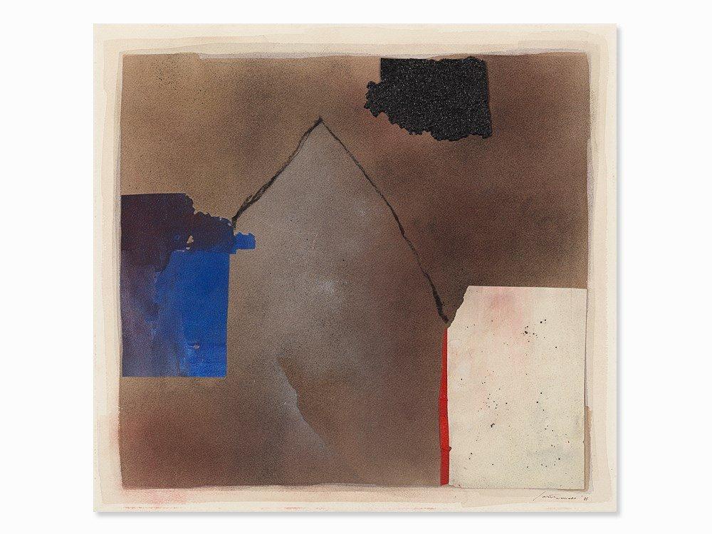 Giuseppe Santomaso (1907-1990), Untitled, Mixed Media,