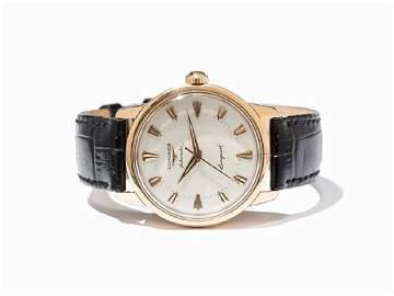 Longines Conquest Wristwatch, Switzerland, Around 1960