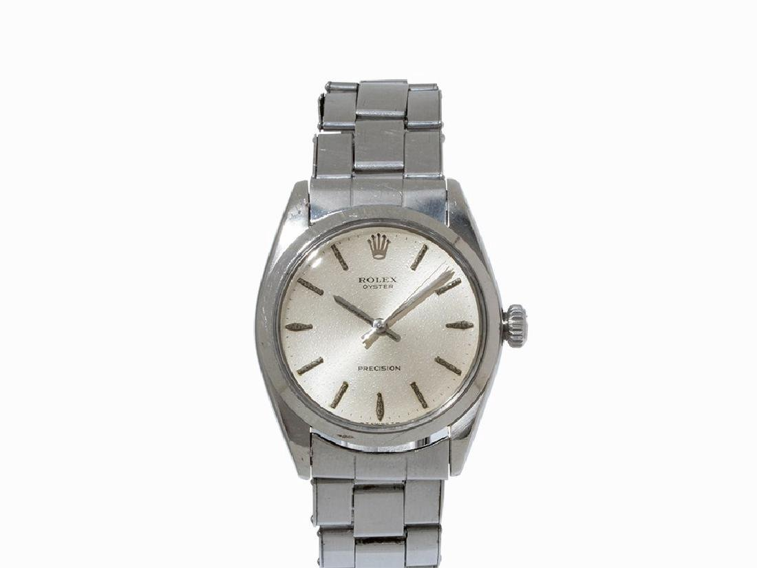 Rolex Oyester Precision, Switzerland, 1967