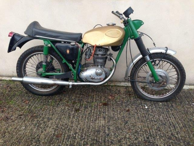 c. 1970 BSA B25 250cc 'Green Laner'
