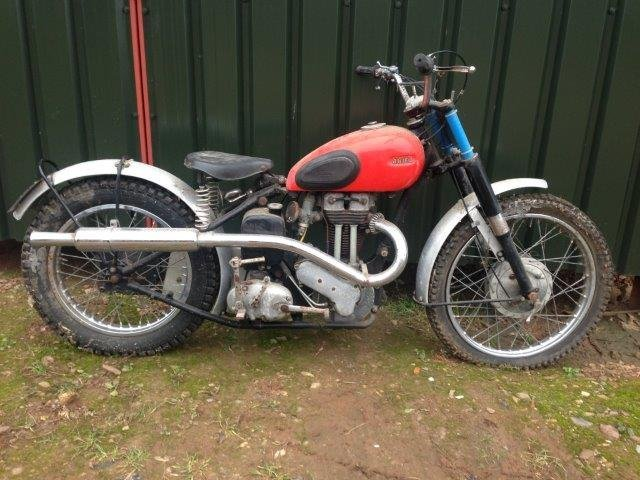1939 Ariel 500cc Model NH