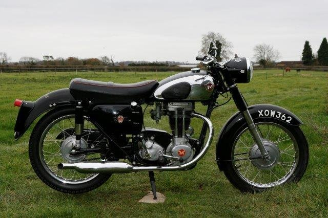 1959 Matchless 350cc Model G3