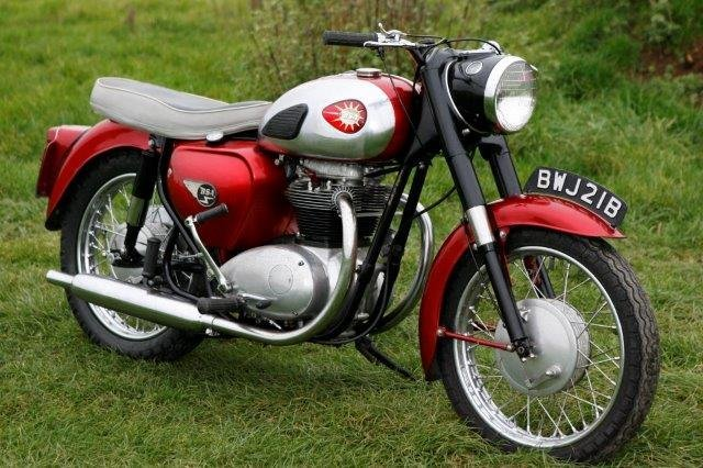 1964 BSA 'A65 Twin' 650cc