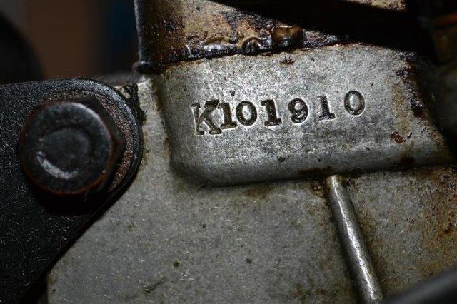 1928 AJS 350cc Model K6 - 10