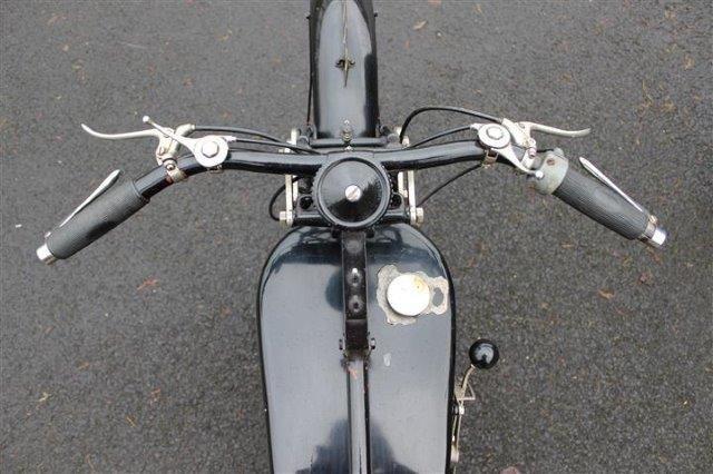 1928 AJS 350cc Model K6 - 4