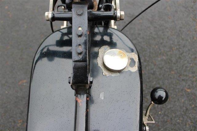 1928 AJS 350cc Model K6 - 6