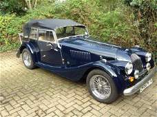 1991 Morgan 4/4 4-seater Wide Body — Only 980 miles