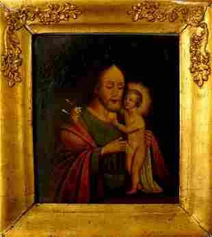 9: Unknown Artist. 18th / 19th century