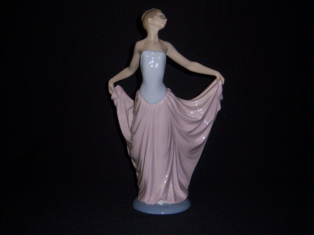 8: Lladro Dancer