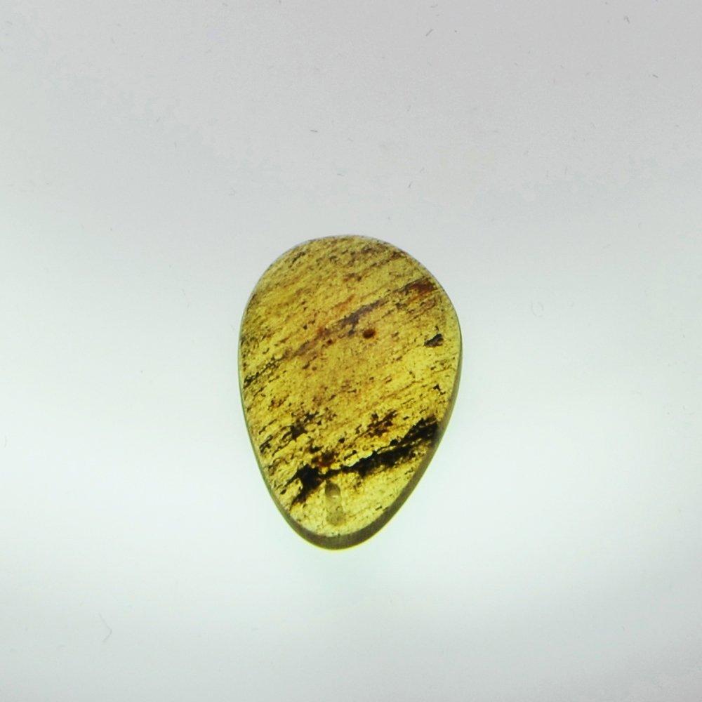 Dominican Republic Green Amber
