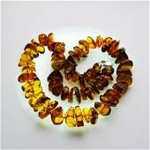 Dominican Republic Gold Amber Brace lace