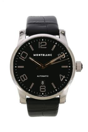Montblanc, Timewalker, ref. 7070 101551, a stainless