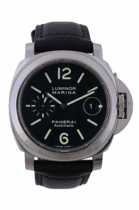 Officine Panerai, Luminor Marina, ref. OP 6553, a