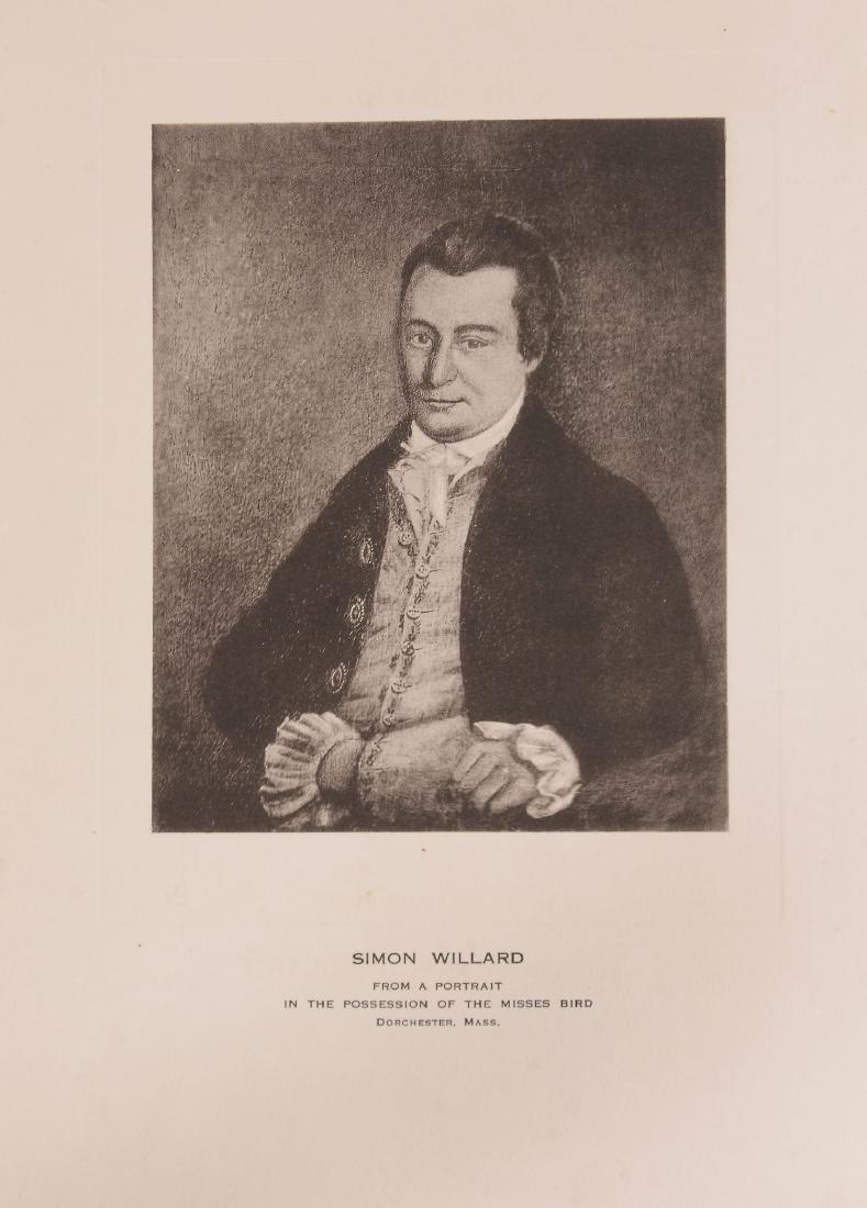 Willard, John Ware A HISTORY OF SIMON WILLARD