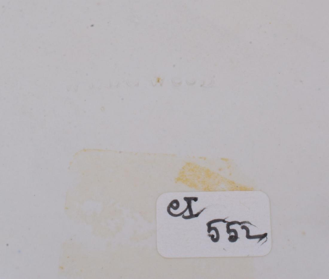 A Wedgwood black-dip jasper zodiacal teabowl and - 10