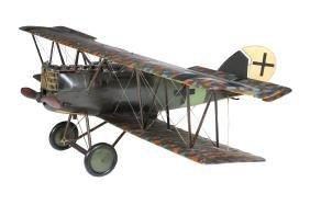 A well executed model of a First World War German