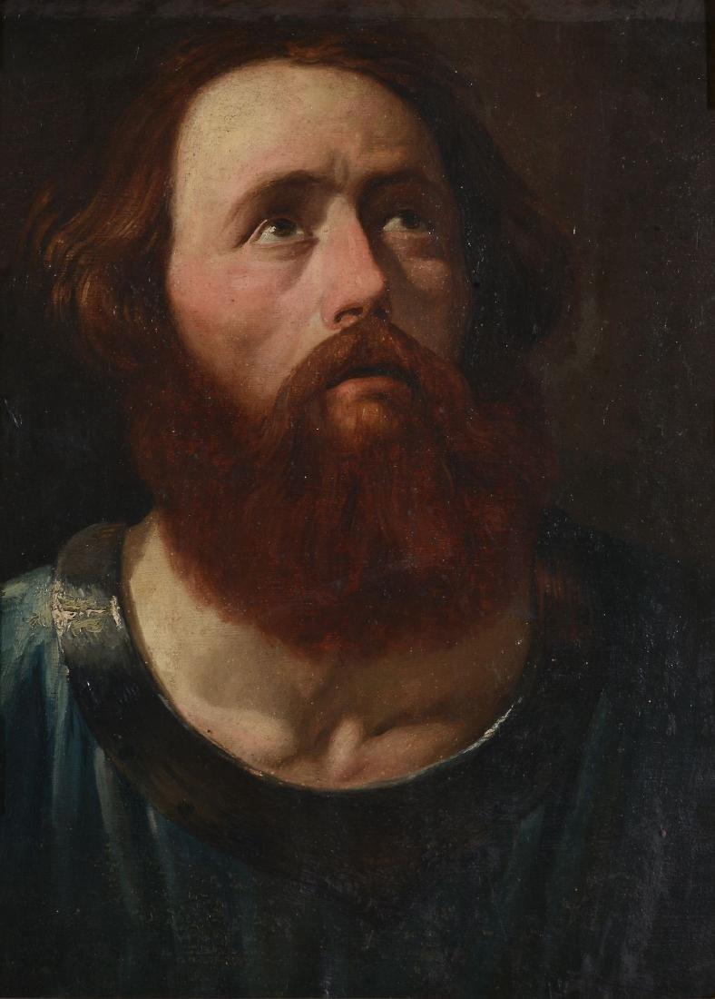 Manner of Van Dyck (Flemish 1599-1641) - Portrait of a