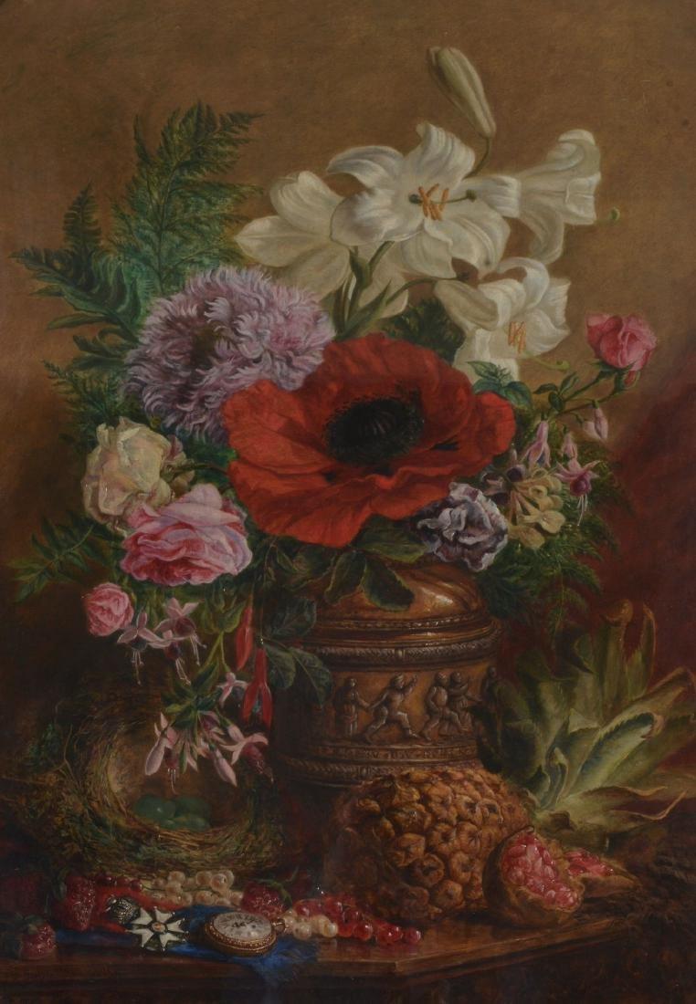 George Harlow White (British 1817-1888) - The Legion of