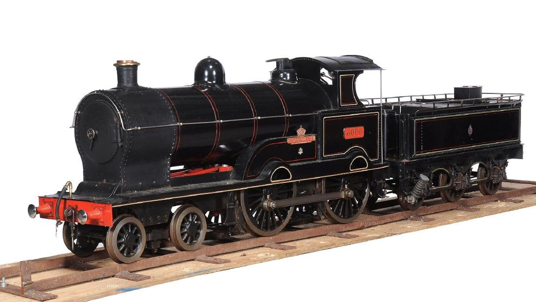 A rare and well engineered 7 ¼ inch gauge model of