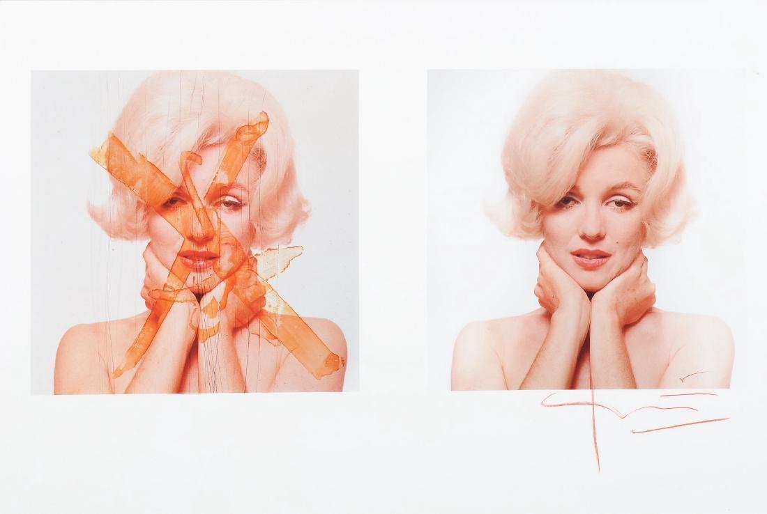 Bert Stern (American 1929 - 2013) - Marilyn Monroe
