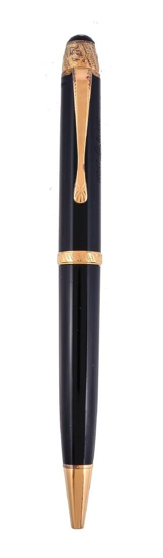 Montblanc, Writers Series, Voltaire, a limited edition