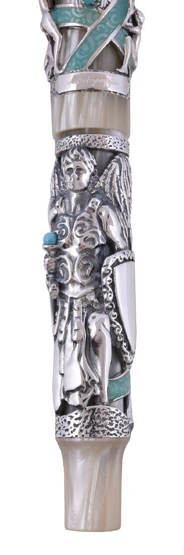 Montegrappa, My Guardian Angel, a limited edition - 3