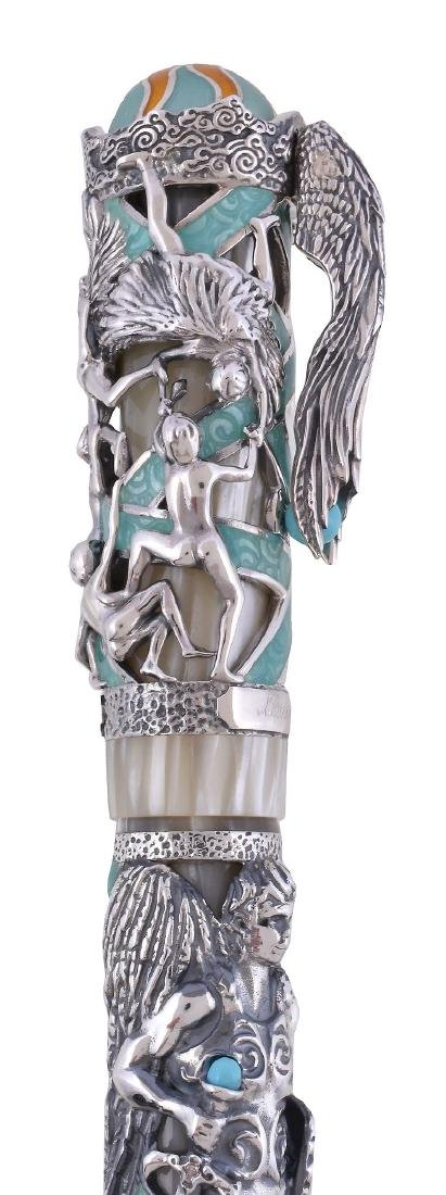 Montegrappa, My Guardian Angel, a limited edition - 4