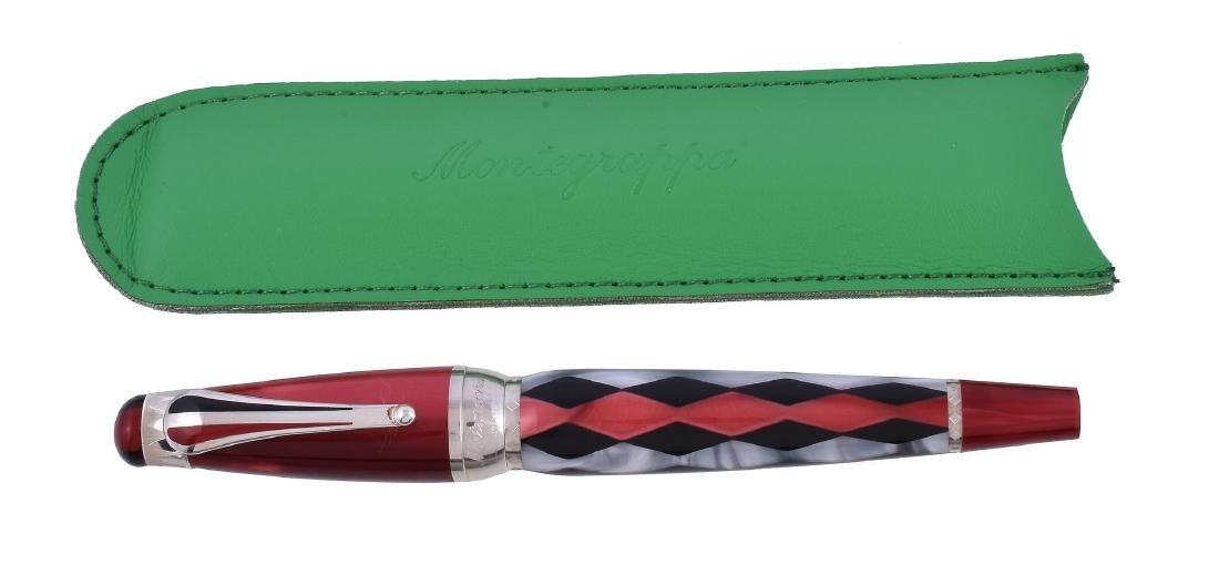 Montegrappa, Rigoletto, a limited edition fountain pen, - 3