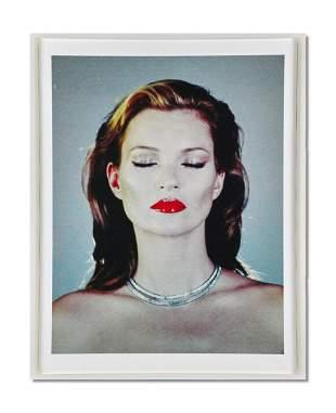 CHRIS LEVINE (BRITISH B. 1960), KATE MOSS, 2015