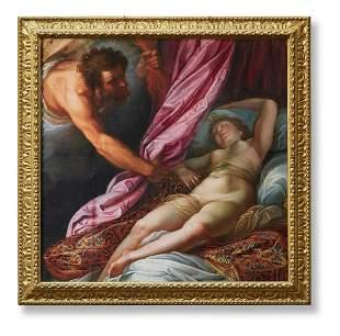 ABRAHAM JANSSENS VAN NUYSSEN (FLEMISH 1575-1632),