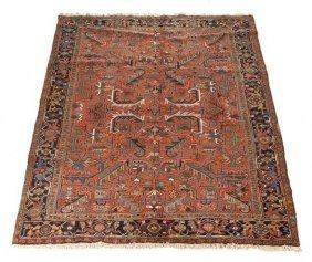 279: A Heriz carpet, approximately 240 x 330cm