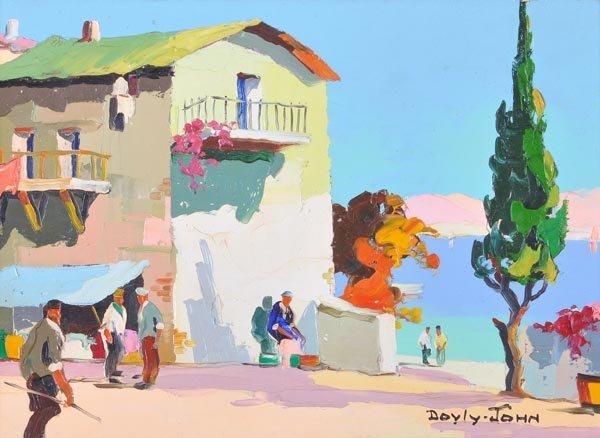 1: Cecil Rochfort D'Oyly John (1906-1993) Santa Marga