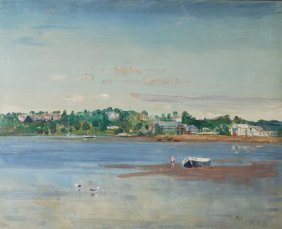 3: Rodney Joseph Burn (1899-1984) Bembridge Harbour
