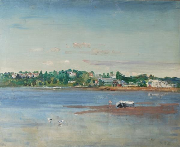 3: Rodney Joseph Burn (1899-1984) Bembridge Harbour