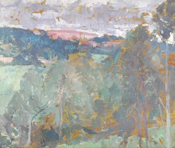 9: Peter Greenham (1909-1992) Chaumont