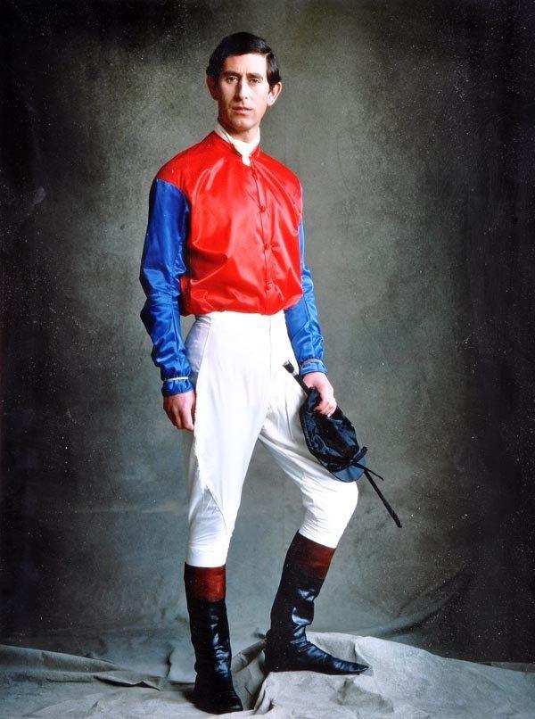 10: Lord Snowdon (b.1930) Prince Charles, ca.1982