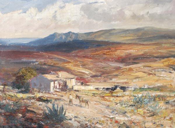 21: Edward Seago R.W.S., R.B.A. (1910-1974) Landscape