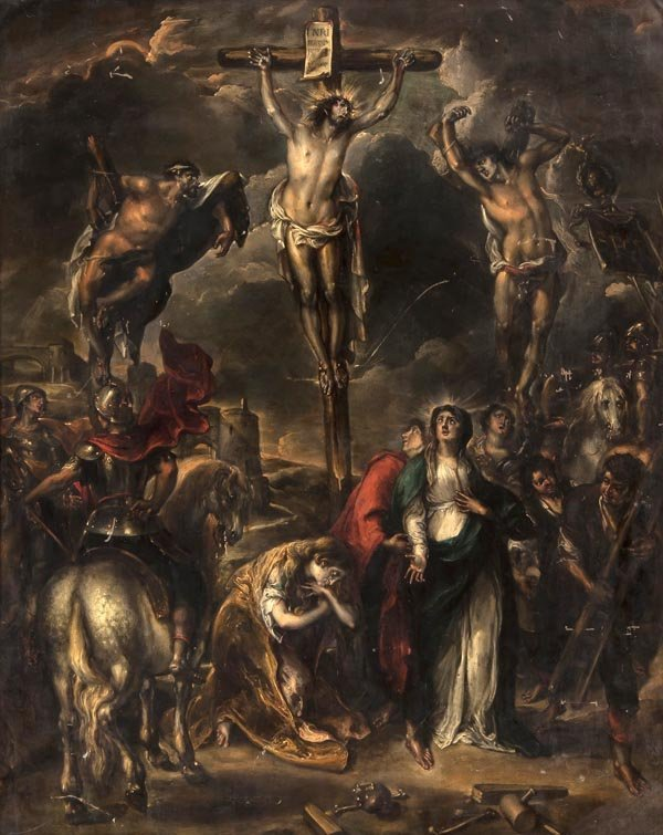 Attributed to Lucas Franchoys (1616-1681), The Cru