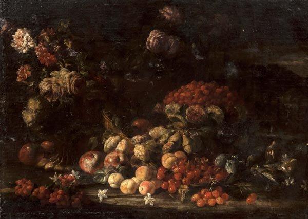 Attributed to Aniello Ascione (fl.1680-1708), Stil