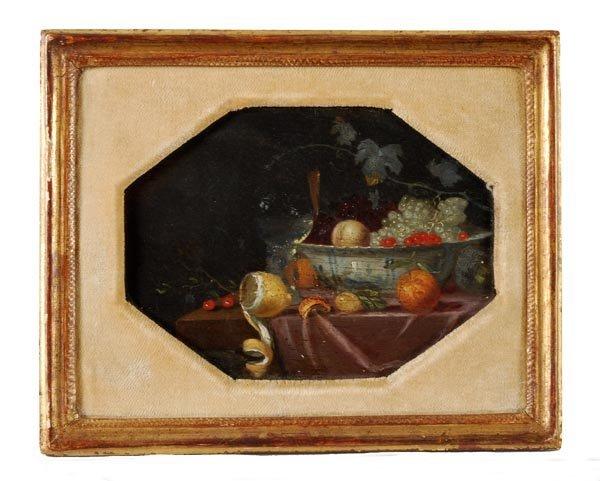 Manner of Cornelis de Heem, Still life of fruit an