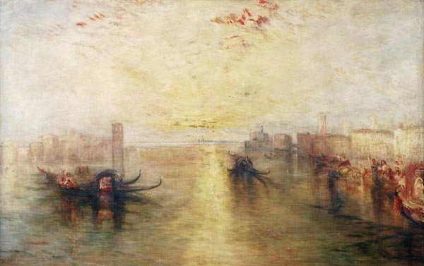 After Joseph Mallord William Turner, St. Benedetto