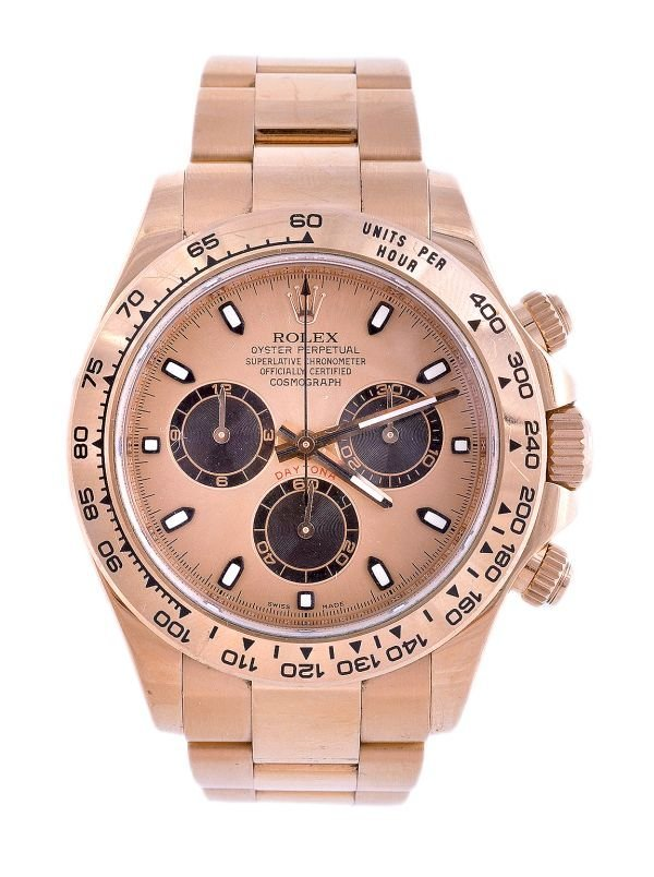 Rolex, Oyster Perpetual Cosmograph Daytona, a gent