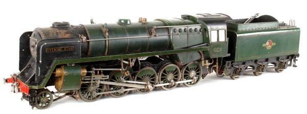 A well engineered 3 1/2 inch gauge model of Britis