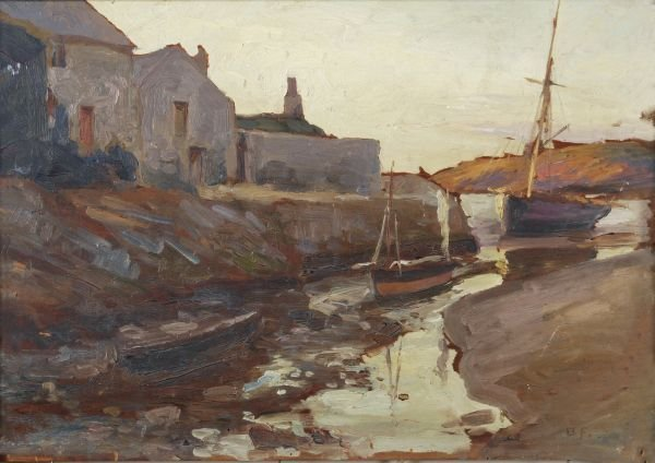 Ben Fisher (early 20th century)Low Water, Gamaes B