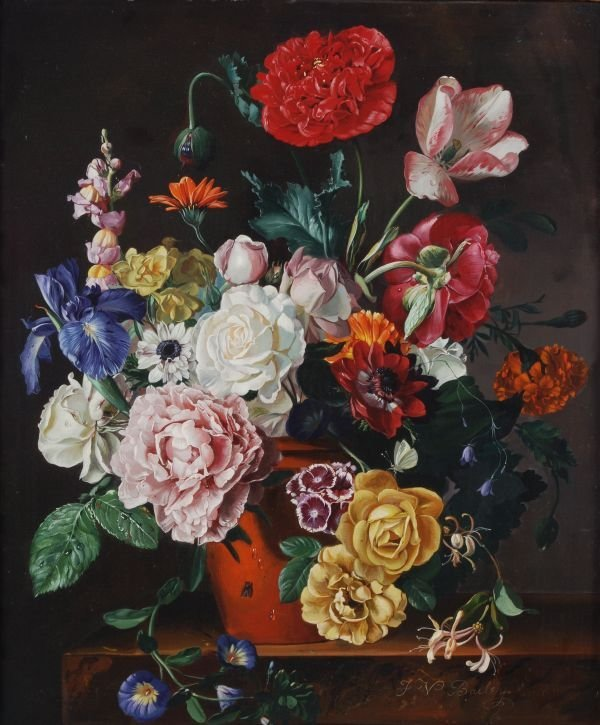 Frederick Victor Bailey  (1919-1996)Still life of